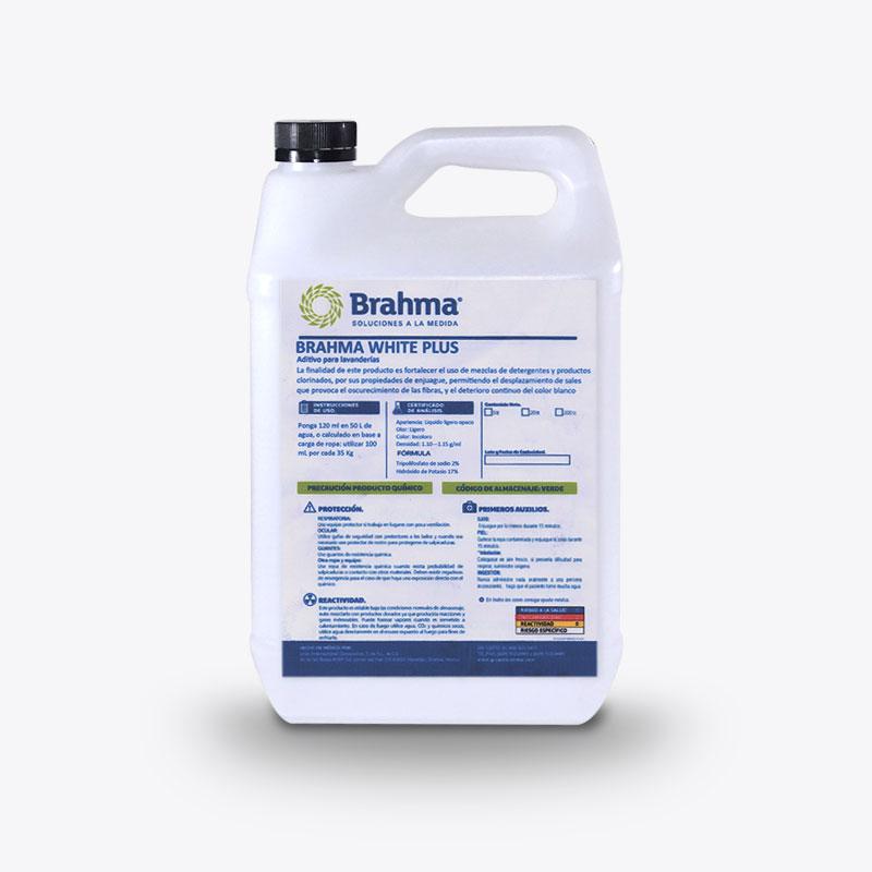 Brahma White | Detergete para Maquinas Industriales
