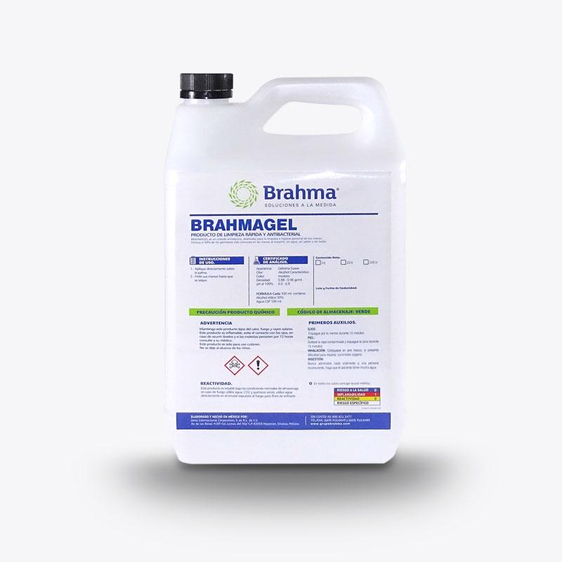 Brahma Gel | Antibacterial Para Manos