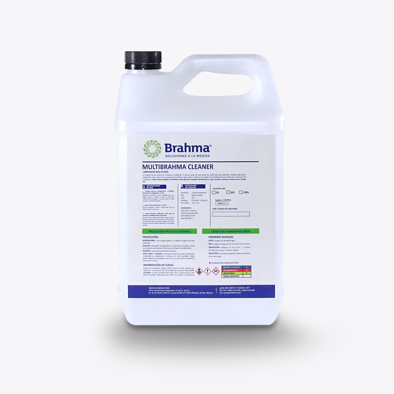 Multibrahma Cleaner | Limpiador Multiusos